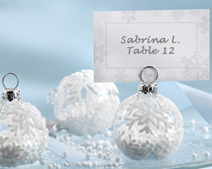 Ornament Favor